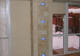 Внутренне обрамление стен из РДн и карнизных угловых элементов из ПС